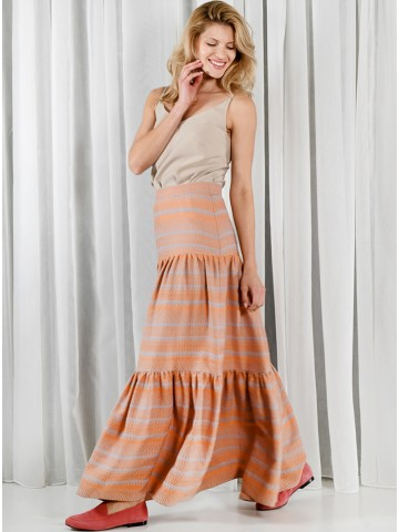 Spódnica maxi Sunset by the...